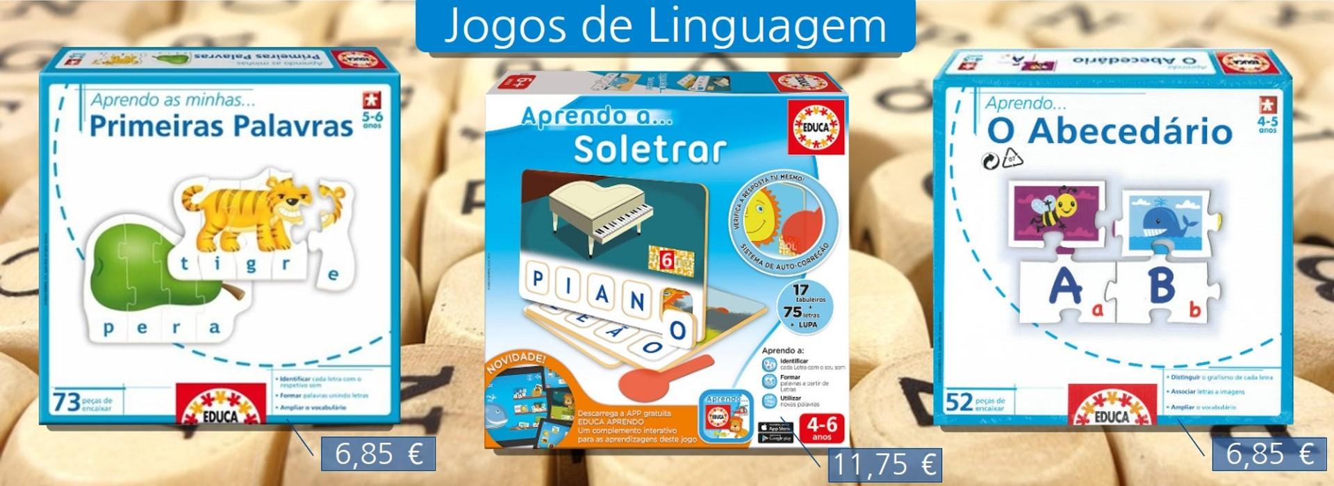 Jogos de Linguagem